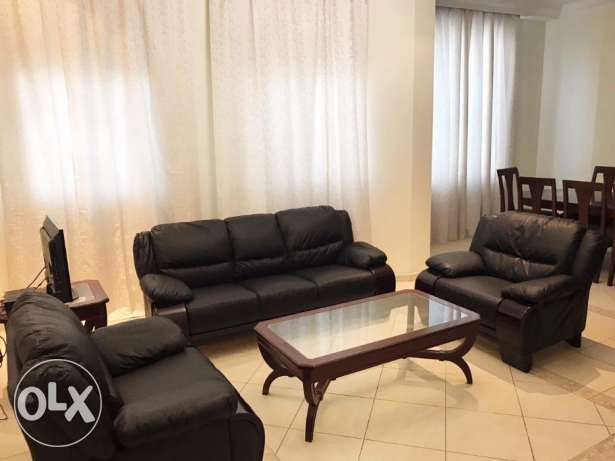 3-Bedroom Fully-furnished Flat At {Bin Mahmoud}