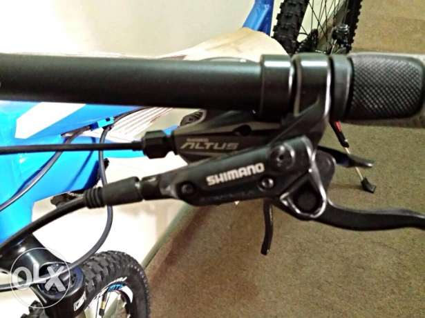 Totem Brand New 29er full suspension, 27 speed Altus مطار الدوحة -  7