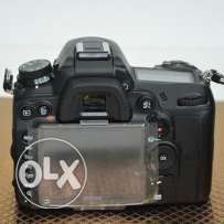 New Nikon D7000 (Optional 18-105 lens)