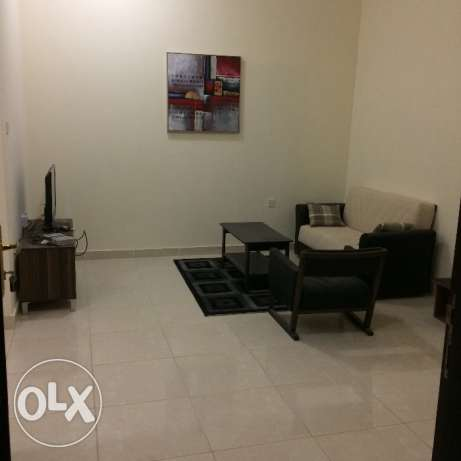 1 bhk fully furnished flat in garaffa for family