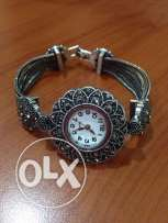New Stylish Watch for Women never been used for Sale for Only 70QR