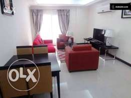 FF 2-Bhk Flat in AL Nasr,Gym,Pool+Free Month