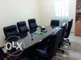Office for sharing or rental fully furnished