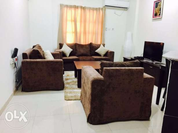 FAZ22 - Fully Furnished 2 Bedroom Apartment Near Homecentre