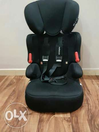 "Car seat ""Mother care"""