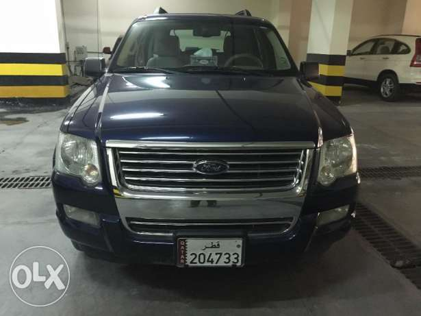 Well Maintained 2008 FORD EXPLORER in Excellent Condition