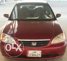 My Honda Civic For Sell