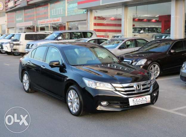 honda accord 2016 / v6