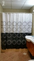 Curtains for the bathroom