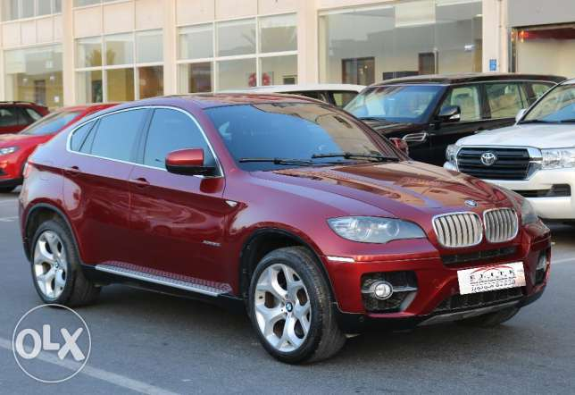 BMW - X6 - 50E Model 2008 - Negotiable Price