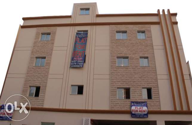 2 BHK Flat Available For Family/Executive Staff in Bin Omran Area.