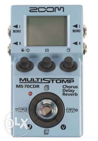 Zoom MS-70CDR (Like New)