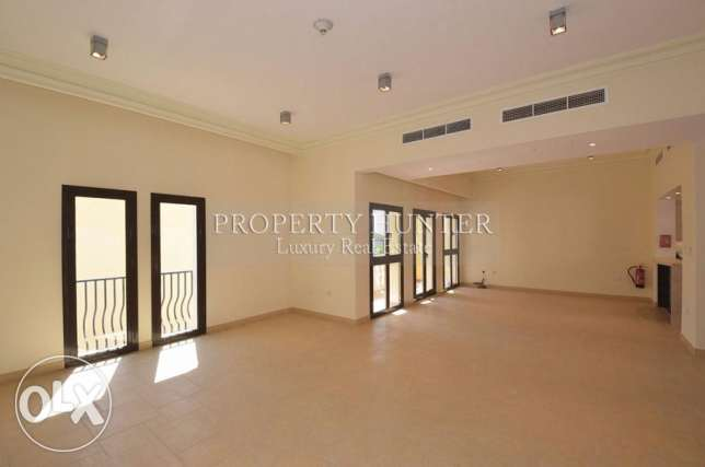 Waterfront Three Bedrooms home in Qanat Quartier الؤلؤة -قطر -  3