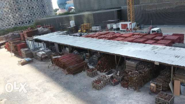 Used Scaffolding Cup Lock system for sale