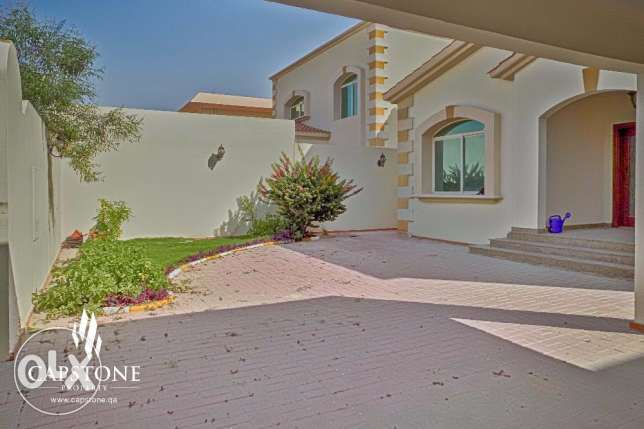 Spacious 5-Bedroom plus Maid's Room, Standalone Villa in Al Maamoura