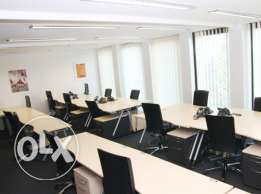 B I G - Furnished Office