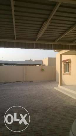 standalone villa 3 bedroom with maid room in Alwaab close to Alsaad st