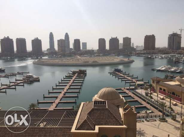 Lustrous 2 Bedroom Apart in Porto Arabia is For Sale