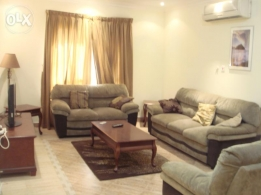 1 Bhk ff Flat For Rent In Al-Saad Rent-7000 Qrs.