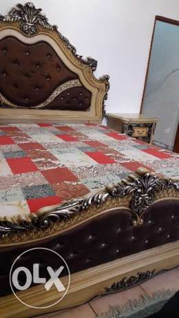 Urgent sale full Bedroom Set >> 3200 QAR.