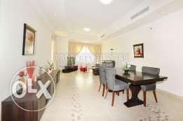 Exemplary Furnished 2 Bed with Marina Spot