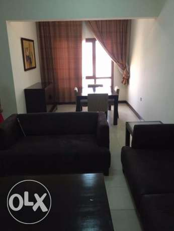 / 5000/- Qr.Stylish 1 BHK FF Flat Doha Jadeed/
