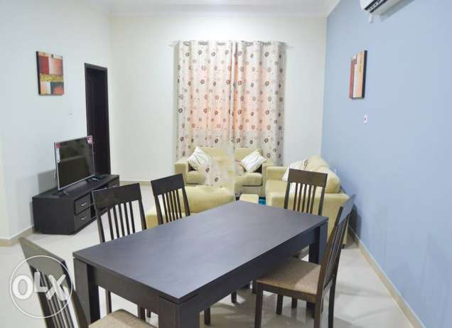 Elegant! 3-Bedroom Fully-furnished Flat in Bin Mahmoud أم صلال -  2