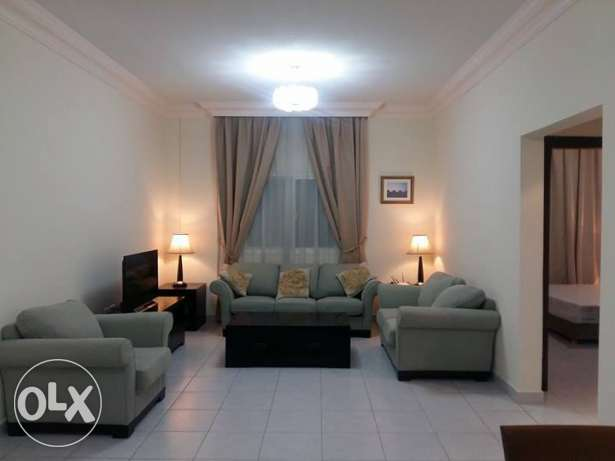 Fully Furnished 2 Bedroom Modern Flat With Gym , Pool & Free Utilities