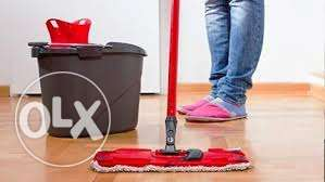 Home Cleaning 3hours 80qr only.