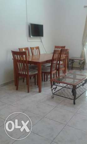 2 BHK Fully Furnished Flat for rent at Mansoura