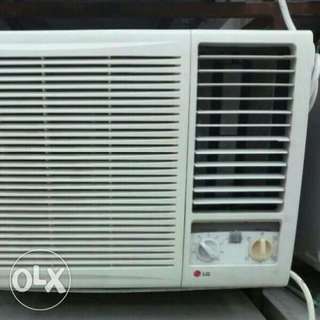 Use same new a/c for sale, ,& all damage a/c buy,