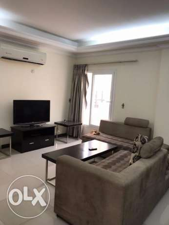 Fully Furnished, 2-Bedroom Flat At -Al Nasr-]