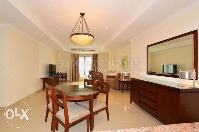 Finest Furnished Apartment in Pearl Tower