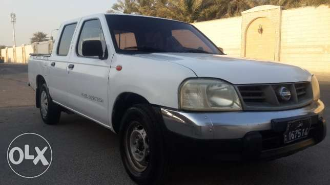 "2007 Model Nissan Pickup "" Super Condition "" الدوحة الجديدة -  2"