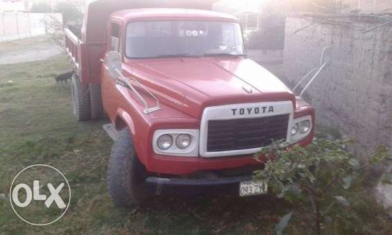 Wanted truck toyota
