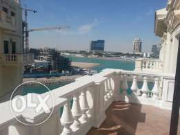Good price brand new apartment in the pearl QQ