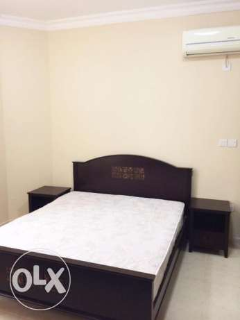 Fully-Furnished 2-Bedroom Flat in -{Bin Mahmoud}- فريج بن محمود -  1