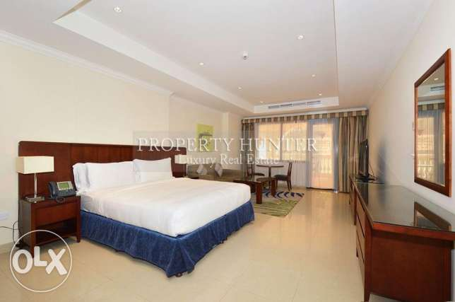 Lowest Price! All in Furnished Studio