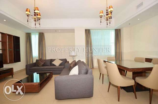 Innovative Layout 2 Bed Furnished Home