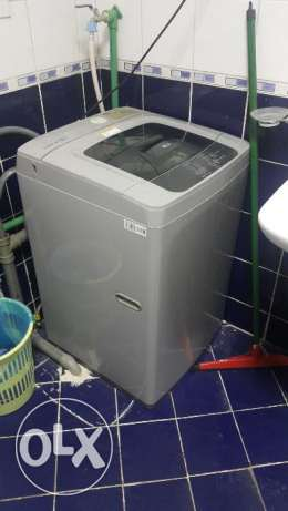 Washing machine LG new