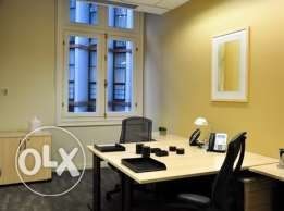 Office Available for Eight Thousand Riyals