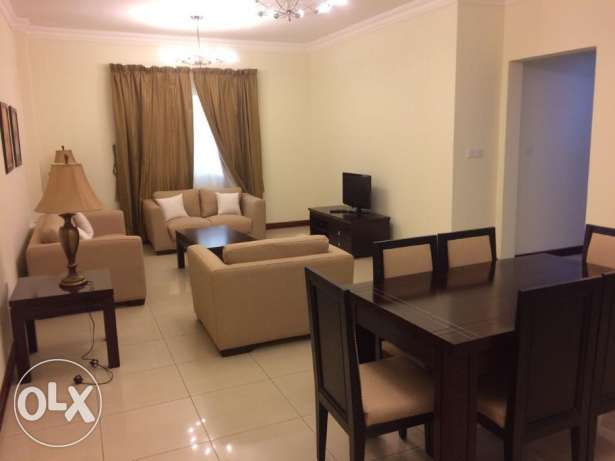 2 BR FF Apartment in doha
