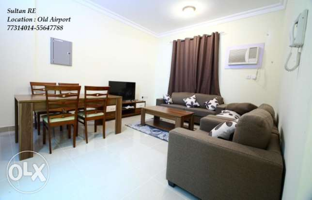 old airport - 2 & 3 bedroom Furnished