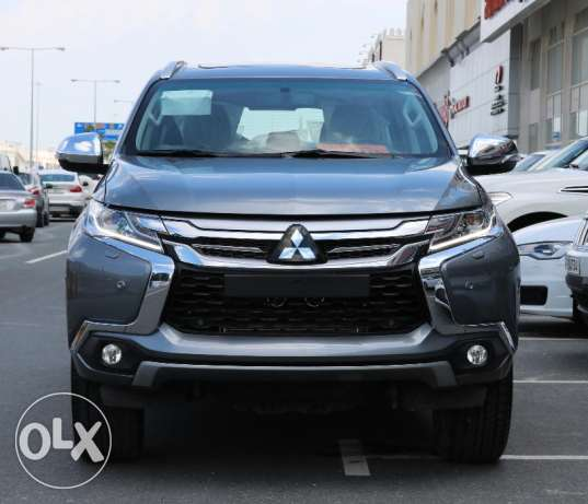 Mitsubishi montero sport 2016 / FULL OPTION Model 2016