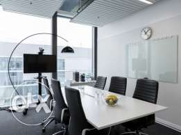 Furnished office space for rent in Doha City