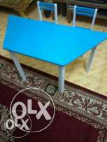 Kids studying table and chair