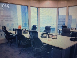 Rent this new Office in Doha