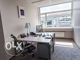 Brand new furnished offices in Muntaza at 7,500 QR