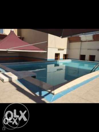 FF 1-Bedroom Nice Apartment in Umm Ghwailina-Swimming Pool