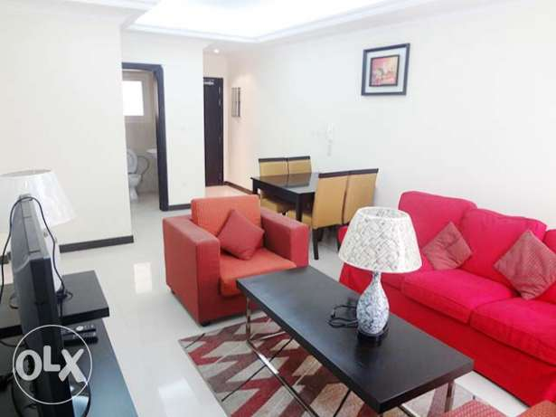 2-BHK F-F Flat At Al Nasr - [Near Opera]